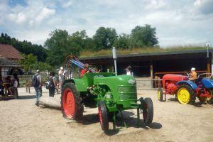Bauernhoftag im Freizeitpark Lochmühle