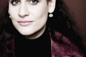 Star-Sopranistin Anja Harteros in Essen
