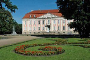 Schloss Friedrichsfelde Rokoko-Fest