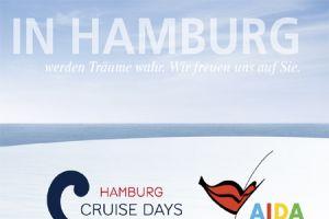 AIDA Cruises neuer Premiumpartner der Hamburg Cruise Days