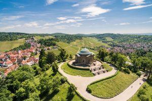 Weinbau hat in der Region Stuttgart eine lange Tradition