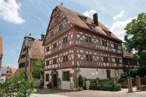 Historische Stadtkerne in der Region Stuttgart