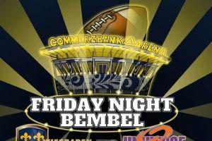 Friday Night Bembel – American Football