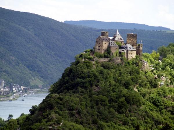 Drei-Tage Burgentour im Rheintal